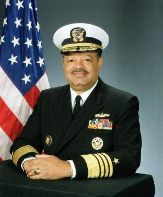 Vice Admiral J Paul Reason
