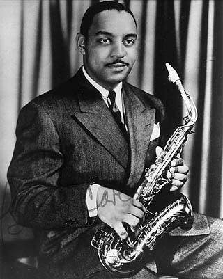 sax player and music composer benny carter