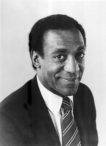 African American actor and Comedian Bill Cosby