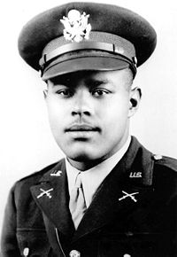 Captain Charles L. Thomas a true American hero during World War II