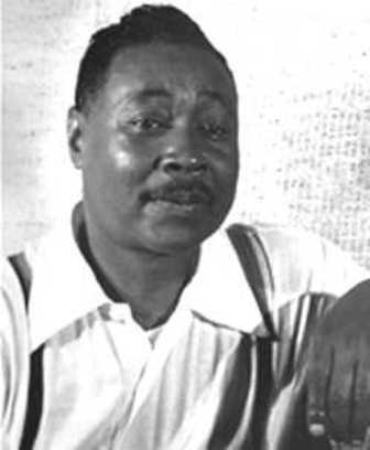 African American poet and author Claude McKay