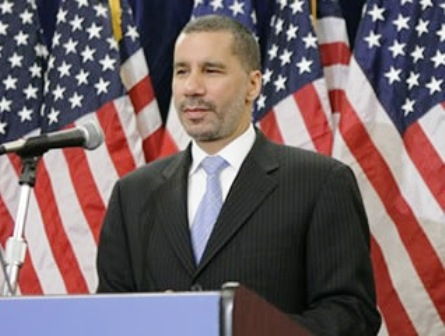 David Paterson became New Yorks first African American Governor and the 2nd Governor in US history to be legally blind