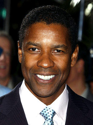Glory actor and Malcolm X actor Denzel Washington