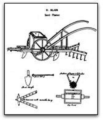Henry Blair African American Inventor