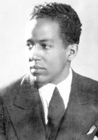 poet and author Langston Hughes