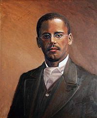 lewis Latimer improved Edisons lightbulb making the light last much longer