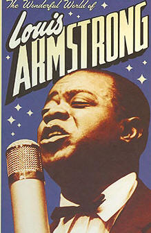 Louis Armstrong jazz great the Satchmo