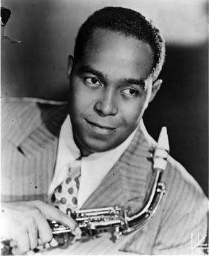 Jazz great Charlie Parker