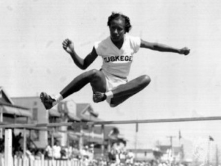 Image result for alice coachman high jump