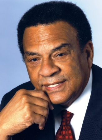 Ambassador, civic leader and civil rights advocate Andrew Young