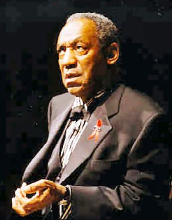Actor, entertainer  and educator Bill Cosby