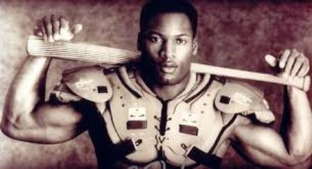 Bo Jackson starred in both professional baseball and professional football