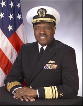 Vice Admiral David L Brewer III