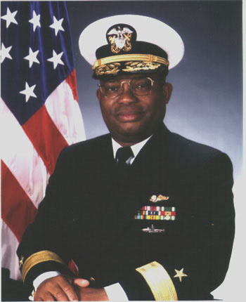 Rear Admiral Osie V Combs, Jr