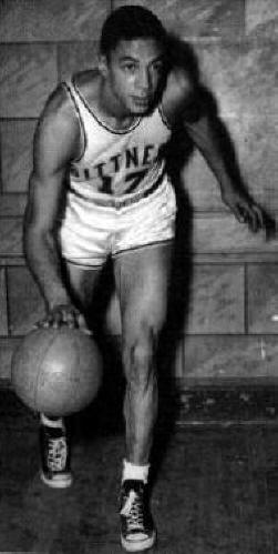 Don Barksdale first African American olympic player in basketball