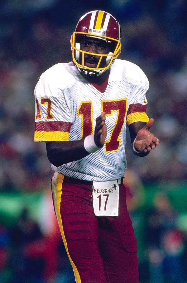 promo code a2d08 e2770 Doug Williams: African American football legend