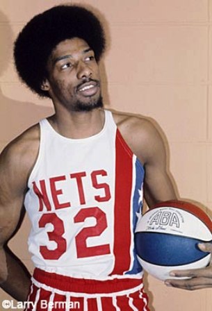 First African American Basketball Player