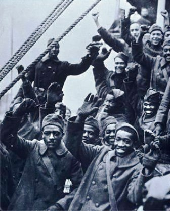 The harlem hellfighters the 369th Infantry Regiment in World WarI