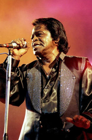the father of soul james Brown