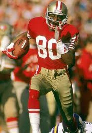 promo code 214a3 f8499 Jerry Rice: African American football legend