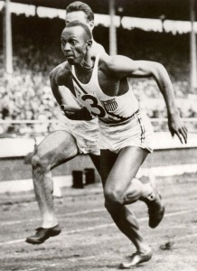 "James Cleveland ""Jesse"" Owens was born in 1913 in Alabama"