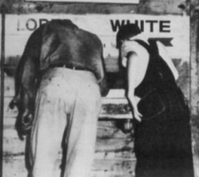 jim crow laws kept blacks and whites separate in the south