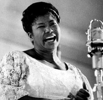 Mahalia Jackson, the Gospel Queen