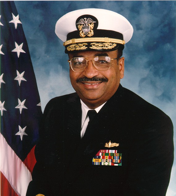 Vice Admiral Ed Moore