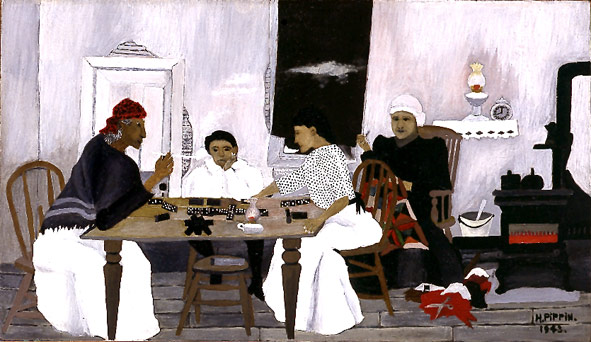 African American Artist Horace Pippin