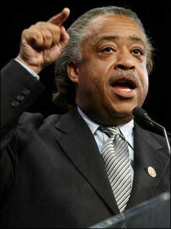 Rev. Al Sharpton was ordained as a minister at the age of nine