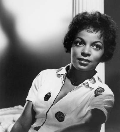 Ruby Dee African American Actress