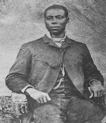 Thomas Jennings was the first African American to receive a US patent. He invented dry scouring, later known as dry cleaning