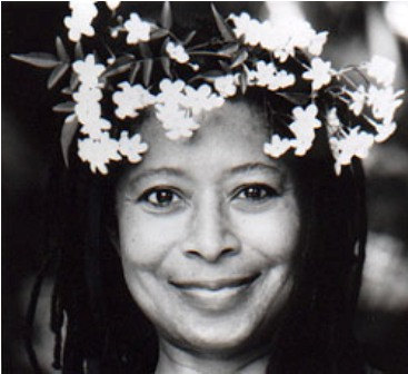 Alice Walker the author of the Color Purple