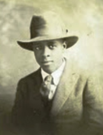 African American writer Wallce Henry Thurman